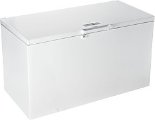 Hotpoint CS1A400FMH Chest Freezer - White.