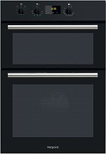 Hotpoint DD2540BL Built In Double Electric Oven -