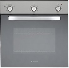 Hotpoint GA2124CIX Built In Gas Single Oven -