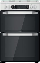Hotpoint HDM67G9C2CW/UK 60cm Electric Cooker -
