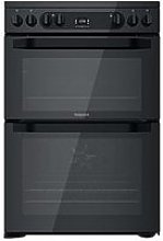 Hotpoint Hdm67V92Hcb 60Cm Wide Freestanding Double