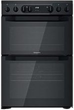 Hotpoint Hdm67V9Cmb 60Cm Wide Freestanding Double