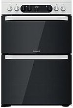 Hotpoint Hdm67V9Cmw 60Cm Wide Freestanding Double