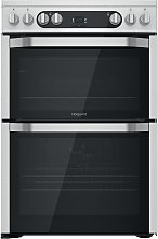 Hotpoint HDM67V9HCX/UK Electric Cooker - Stainless