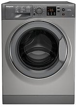 Hotpoint Nswm943Cgg 9Kg Load, 1400 Spin Washing