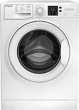 Hotpoint Nswm943Cw 9Kg Load, 1400 Spin Washing
