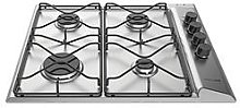 Hotpoint Pan642Ixh 58Cm Wide Built-In Hob With Fsd