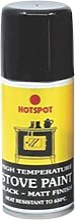 Hotspot HOT200941 Spray Stove Paint Matt Black