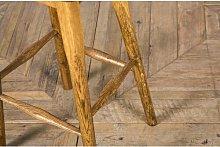 Hough 66cm Bar Stool Union Rustic