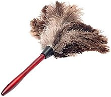 HOUHOUNNPO Daily Supplies Anti-static Ostrich