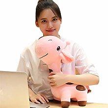HOUMEL Cute Stuffed Plush giraffe Toy Mini Comfort