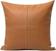 HOUMEL Decorative Cushion Covers Orange Coffee