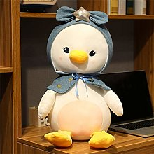 HOUMEL Giant Chicken Plush Toy, Cute Duck Baby