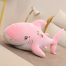 HOUMEL Giant Pink And Blue Shark Pillows Sealed