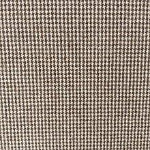 Houndstooth Wool Mix Fabric by The Metre for