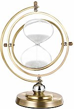 Hourglass Sand Timer 60 Minute, 360° Rotating