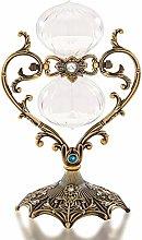 Hourglass Sand Timer 60 Minutes, Vintage Engraved