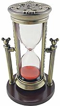 Hourglass Sand Timers, 3-4 Minutes Colorful Sand