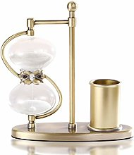 Hourglass Timer 60 Minutes, Vintage 1 Hour Sand