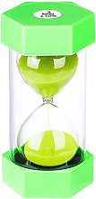 Hourglass Timer Sand Clock 3 Minute: Colorful
