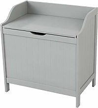 House and Homestyle Ashby Laundry Hamper,