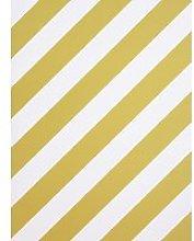 House by John Lewis Diagonal Stripe Wallpaper,