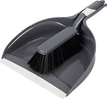 House by John Lewis Dustpan and Brush Set