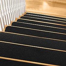 HOUSE DAY Non Slip Carpet Stair Treads, 20x75cm