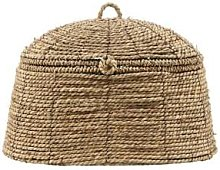 House Doctor - Basket with Lid Rama Nature -