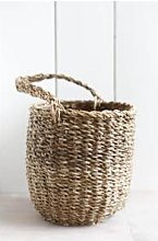 House Doctor - Brown Handle Basket