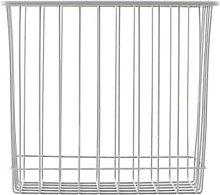 House Doctor - Grey 01 Stak Basket - grey - Grey