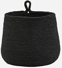 House Doctor - Hang Basket Black