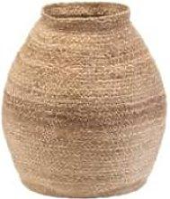 House Doctor - Large Natural Jute Basket - natural