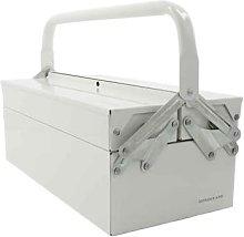 House Doctor - Monograph Optimus White Tool Box -