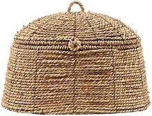 House Doctor - Natural Brown Rama Basket