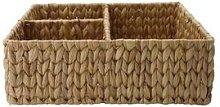 House Doctor - Natural Handwoven Storage Basket