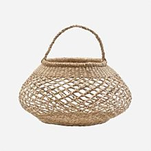 House Doctor - Nature Seagrass Basket - seagrass