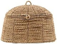 House Doctor - Rama Basket with Lid in Small