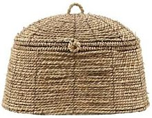 House Doctor - Rama Storage Basket With Lid | Small