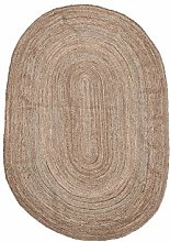 House Doctor Rug, Charco, Brown, l: 300 cm, w: 200