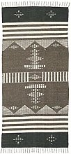 House Doctor Rug, Coto, Brown, l: 200 cm, w: 90