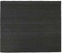 House Doctor Rug, Hempi, Black, l, w: 250 cm