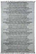 House Doctor Rug Karma, Grey, 230 x 160 cm