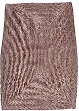 House Doctor Rug Structure, Henna, L: 130 cm, W: