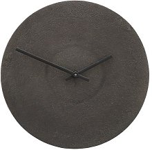 House Doctor - Thissur Wall Clock - Antique Brown