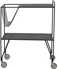 House Doctor - Trolley - Black