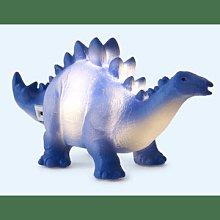 House of Dinosaur - Blue Stegosaurus Lamp