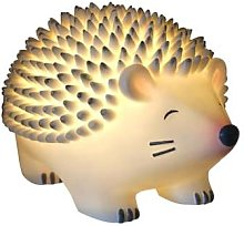 House of disaster - Hedgehog Table Lamp - white |