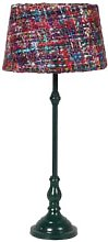 Housed - Slim Table Lamp With Fabric Shade