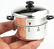 Household 60 Minutes Mechanical Timer Novelty